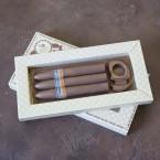 """Фигура шоколадная """"Сигары 15 см"""""""