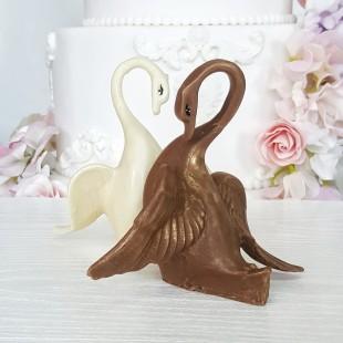 """Фигура шоколадная """"Лебедь"""""""