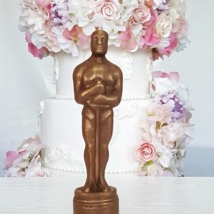"""фигура шоколадная """"Оскар"""""""