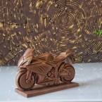 """Фигура шоколадная """"Мотоцикл"""""""