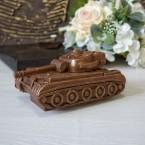 """Фигура шоколадная """"Танк"""" 400 гр."""