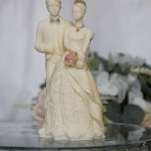 """фигура шоколадная """"Жених и невеста"""""""