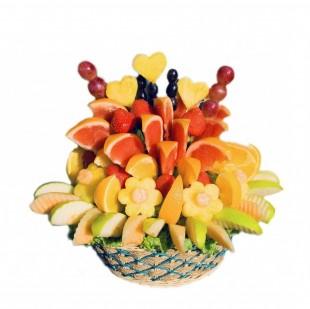 """фруктовый букет """"Тропический рай"""""""