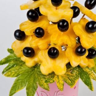 фруктовый букет №15