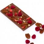 Шоколад с сухофруктами №2