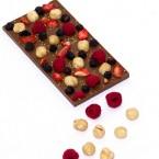 Шоколад с сухофруктами №1