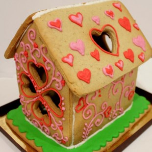 пряничный домик любви