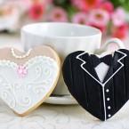 печенье свадебный комплимент