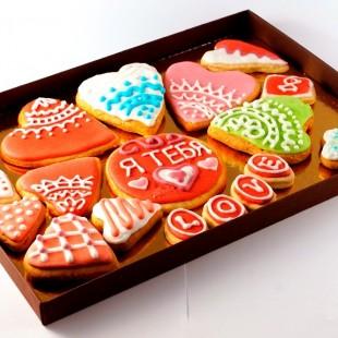 набор печенья сдобного А4