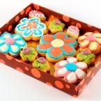 набор печенья сдобного А5